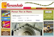Site du journal Farandole